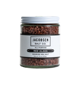 Jacobsen Salt Co. Jacobsen Salt Co. -  Red Alaea Sourced Sea Salt