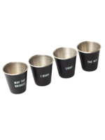 Izola Izola - May The Bridges Shot Glass Set