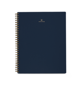 Appointed Appointed Notebook Blank - Oxford Blue