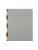 Appointed Appointed Notebook Blank - Dove Gray