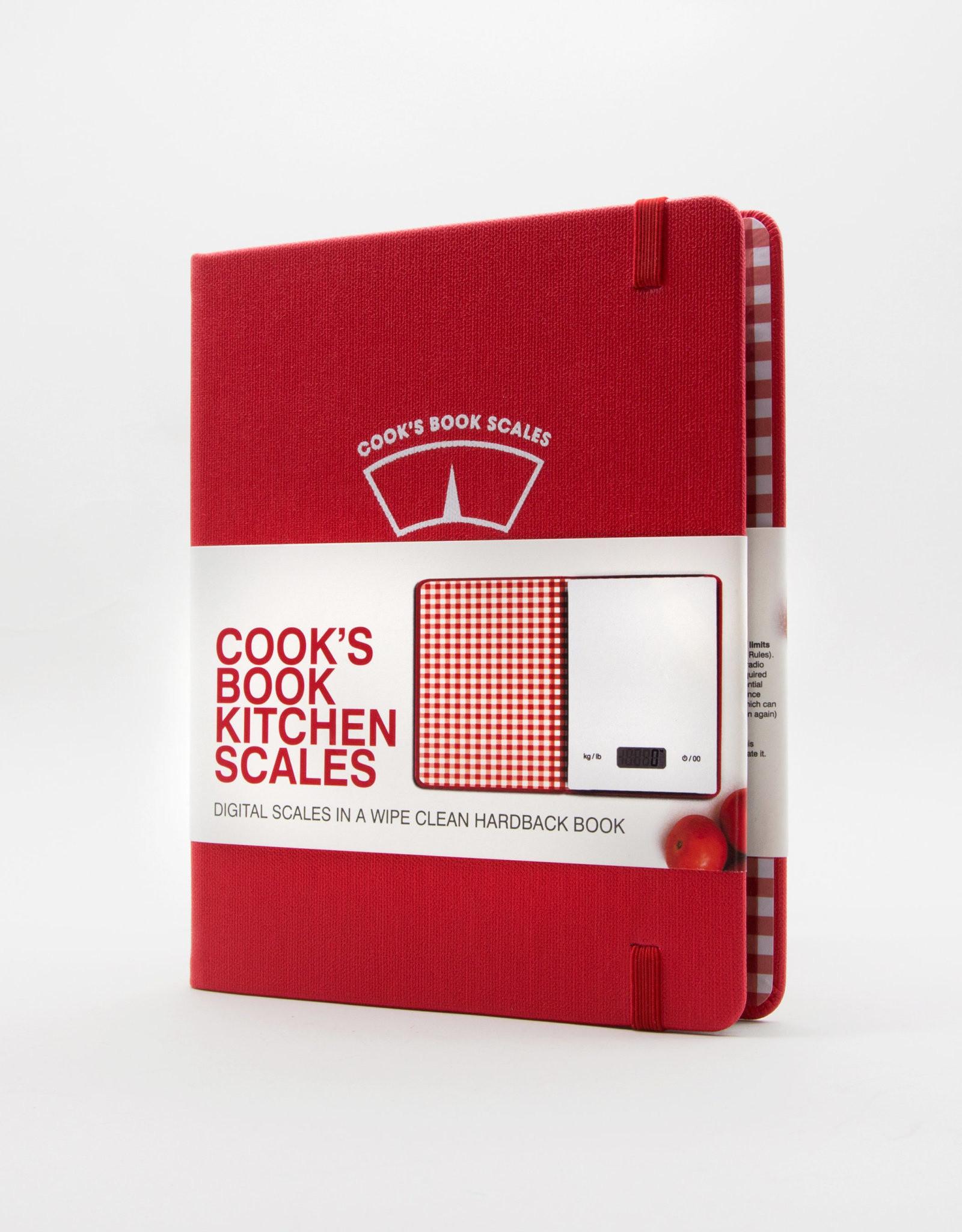 SuckUK Suck UK Cook's Book Kitchen Scales