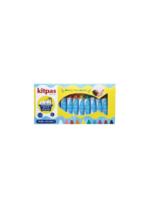 Kitpas Kitpas Crayons for Bath 10 Colors with Sponge
