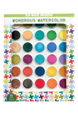 Kids Made Modern Wondrous Watercolor Set