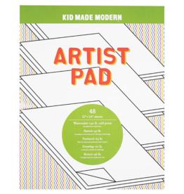 Kids Made Modern Kid Made Modern - Artist Paper Pad