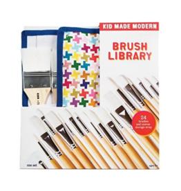 Kids Made Modern Kid Made Modern Paintbrush Library