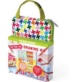 Kids Made Modern Kid Made Modern - On the Go Drawing Kit
