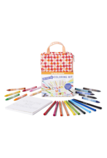 Kids Made Modern Kid Made Modern On the Go Coloring Kit