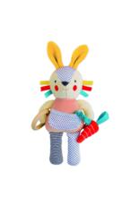 PetitCollage Petit Collage Bunny Organic Baby Activity Toy