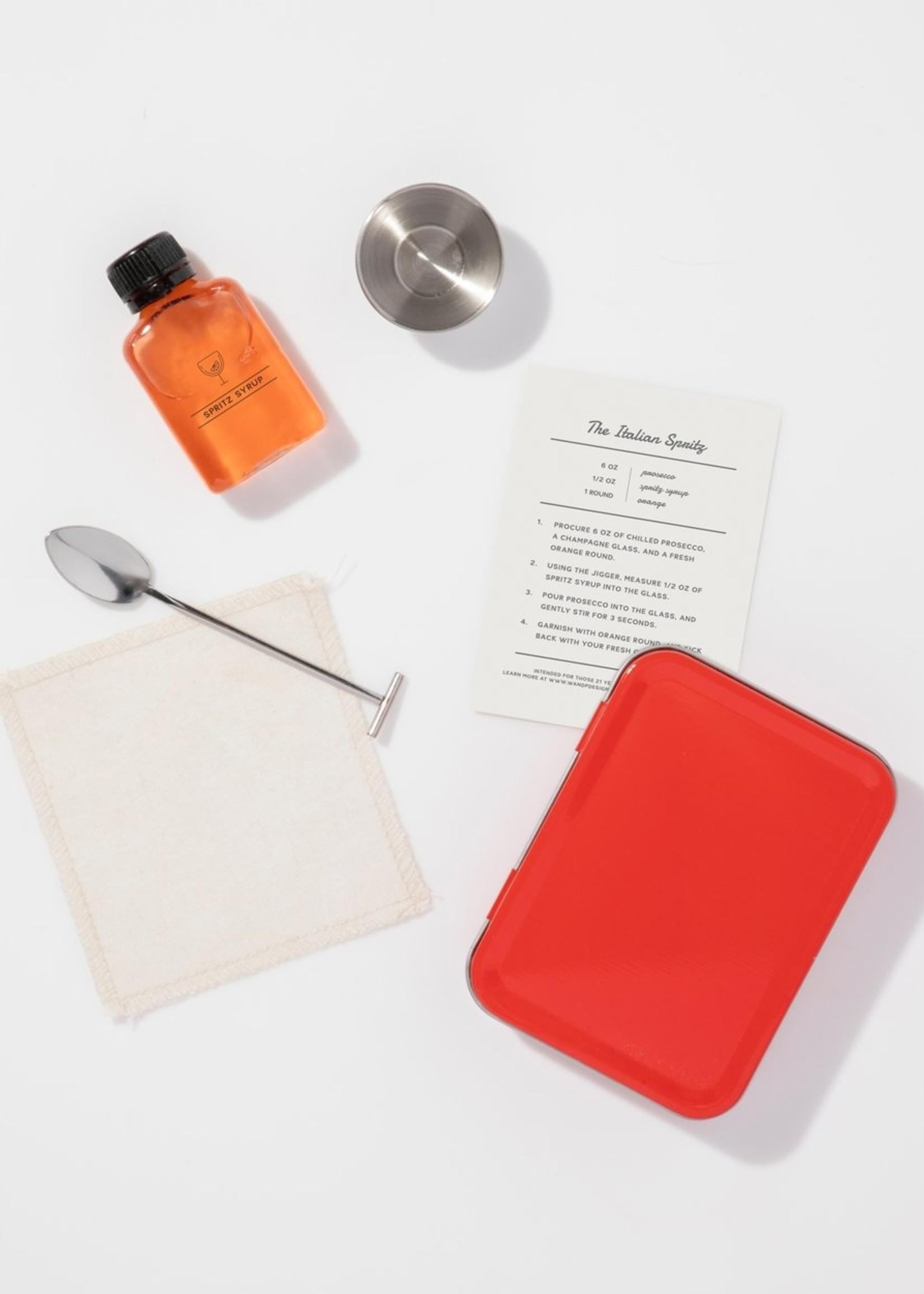W&P Design Carry On Cocktail Kit - Italian Spritz