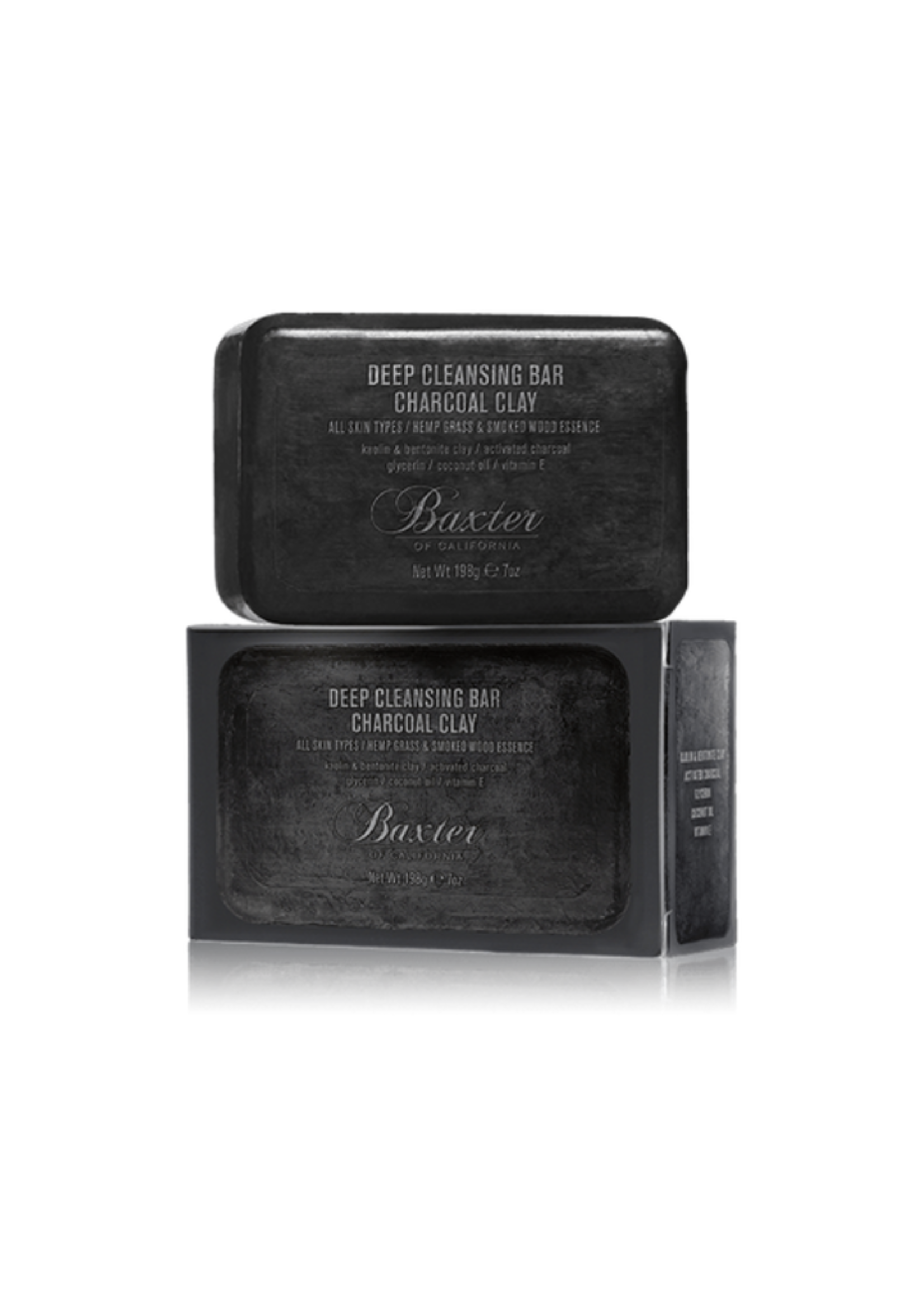 Baxter of California Baxter of California Deep Cleansing Charcoal Clay Bar Soap