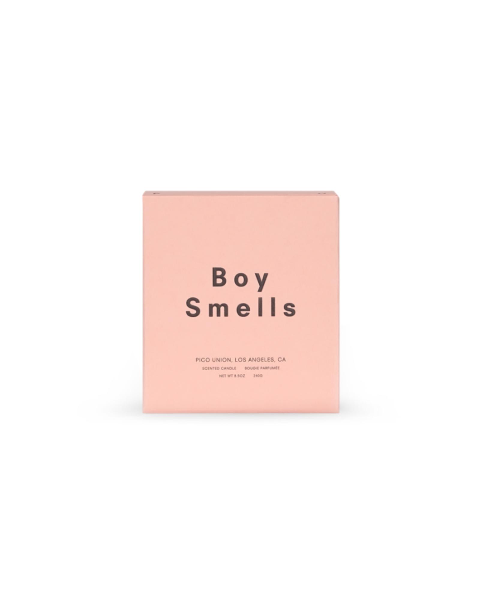 Boy Smells Redhead Candle