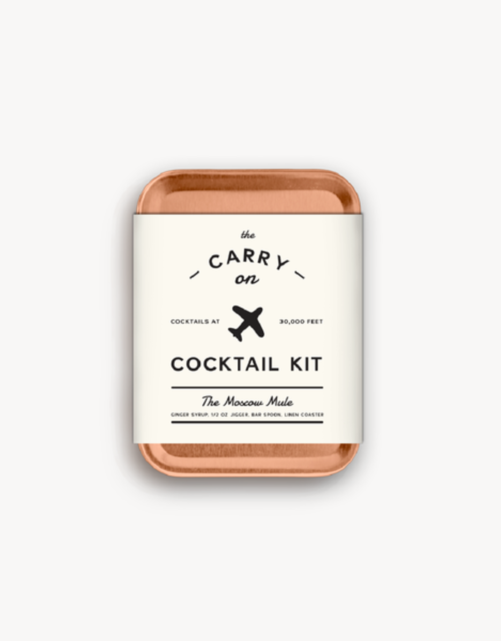 W&P Design Carry On Cocktail Kit - Moscow Mule