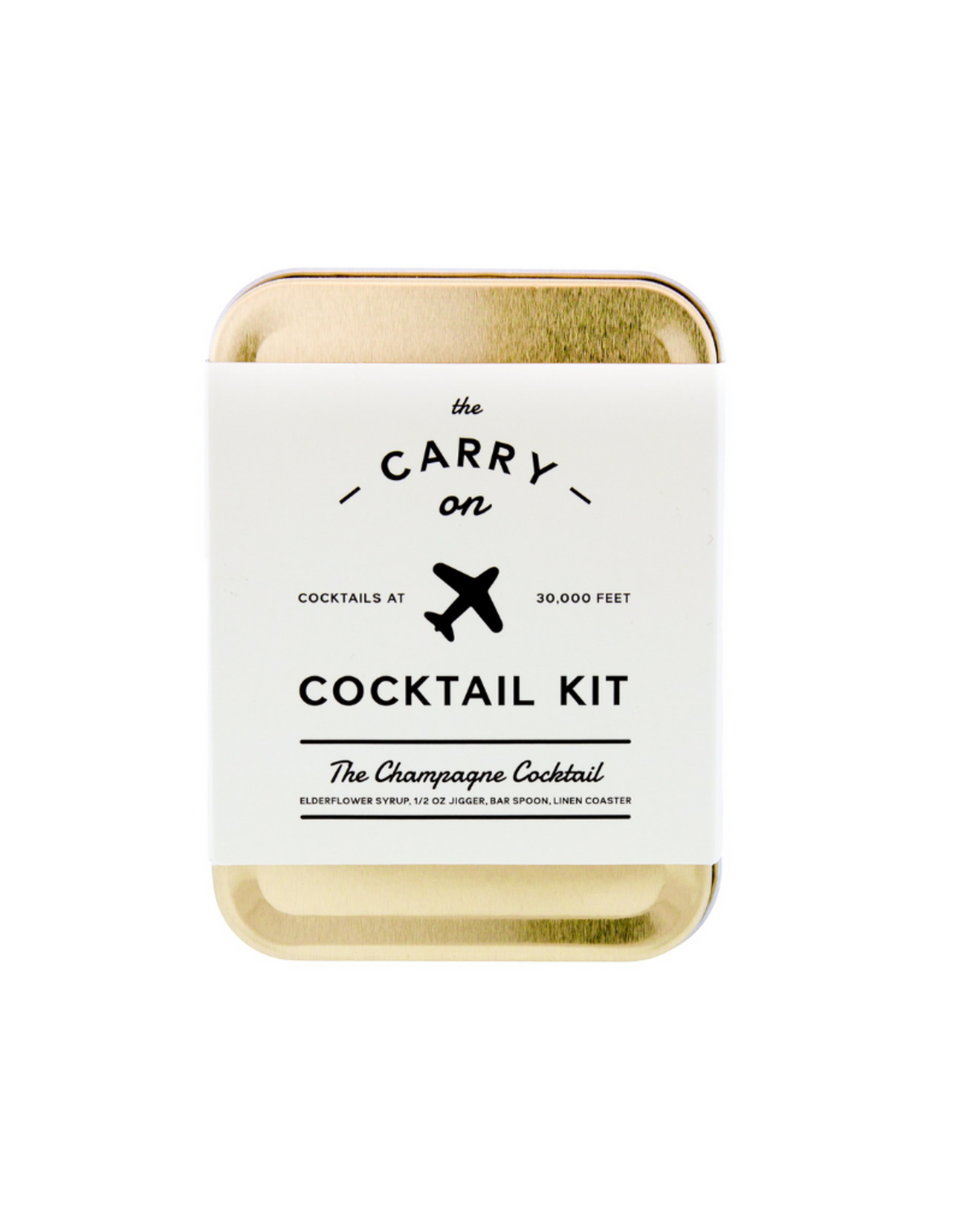 W&P Design Carry On Cocktail Kit - Champagne Cocktail