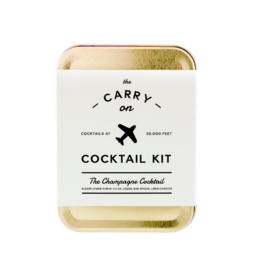 W&P Design W&P Design - Carry On Cocktail Kit - Champagne Cocktail