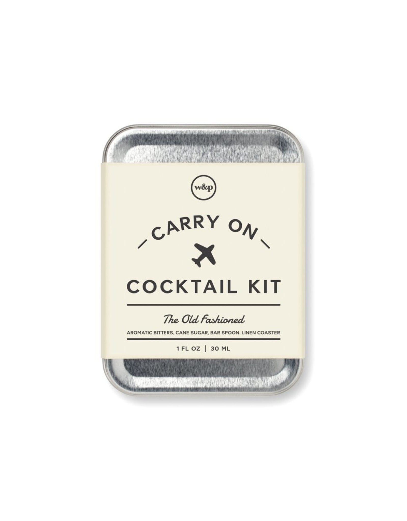 W&P Design Carry On Cocktail Kit - Old Fashioned