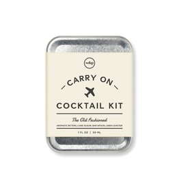 W&P Design W&P Design - Carry On Cocktail Kit - Old Fashioned