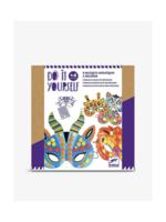 Djeco Djeco Jungle Animal Mosaic Masks
