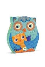Djeco Djeco Puzzle Hello Owl