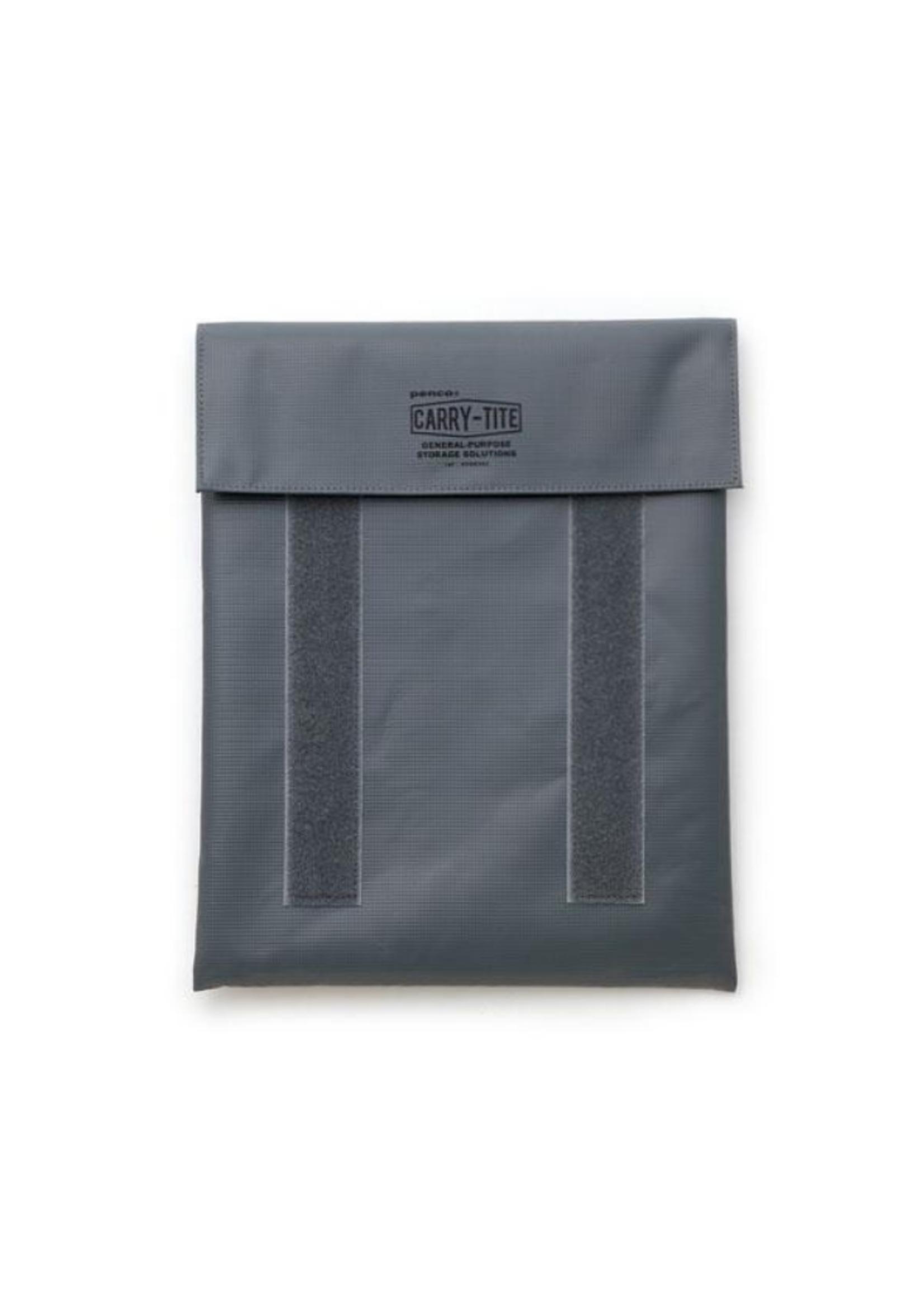 Hightide USA Hightide USA Carry Tite Laptop Case Gray