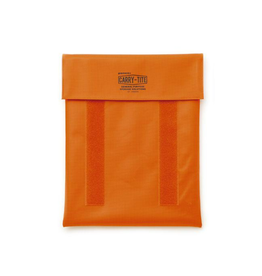 Hightide USA Hightide USA Carry Tite Laptop Case Orange