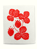 Rigel Stuhmiller Rigel Stuhmiller - Swedish Dish Cloth - Strawberry