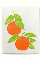 Rigel Stuhmiller Swedish Dish Cloth - Oranges