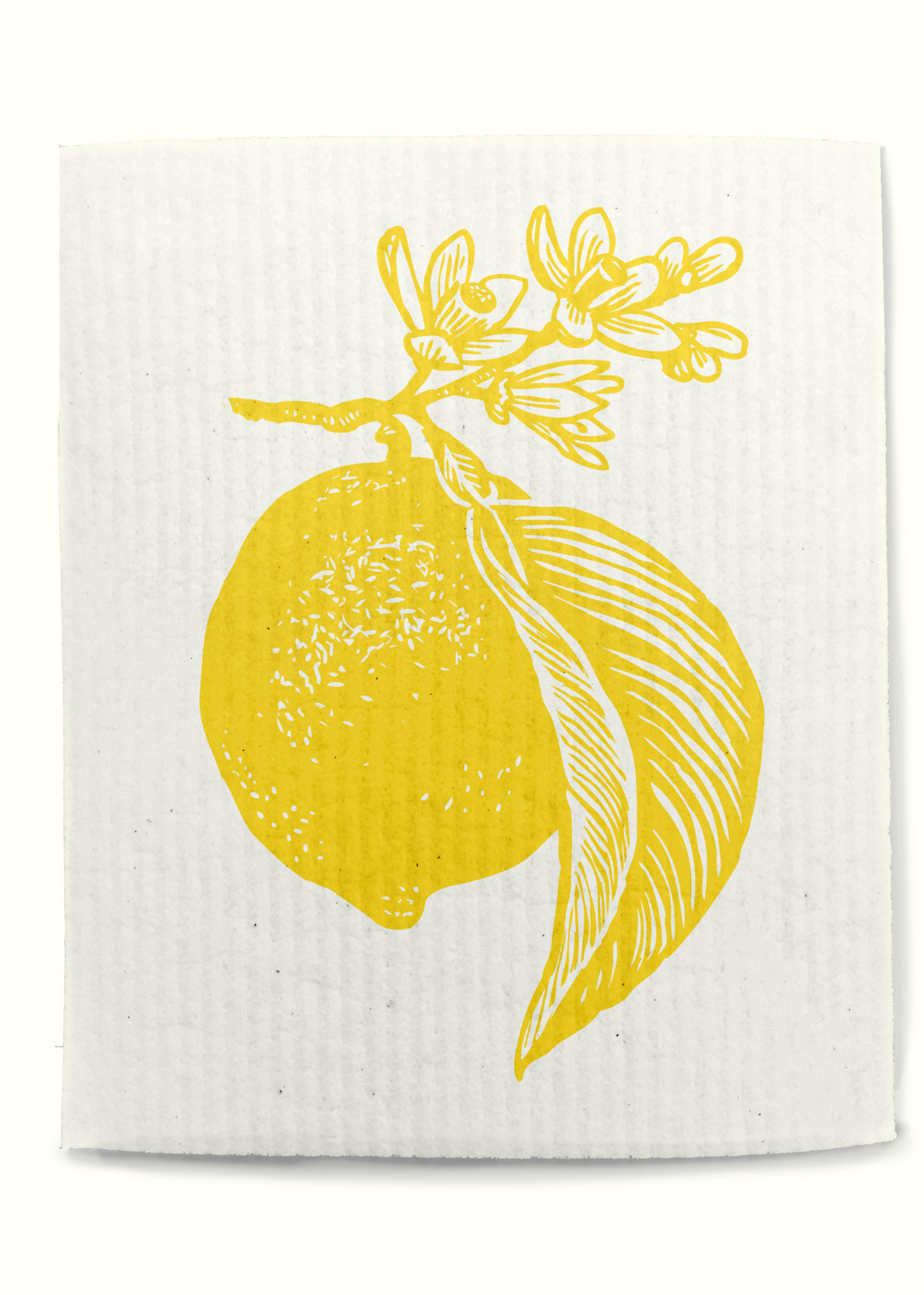 Rigel Stuhmiller Swedish Dish Cloth - Lemon