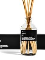 Basik Candle Co. Basik Candle Co. - No.3 Teakwood + Leather Reed Diffuser