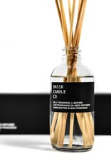 No.3 Teakwood + Leather Reed Diffuser