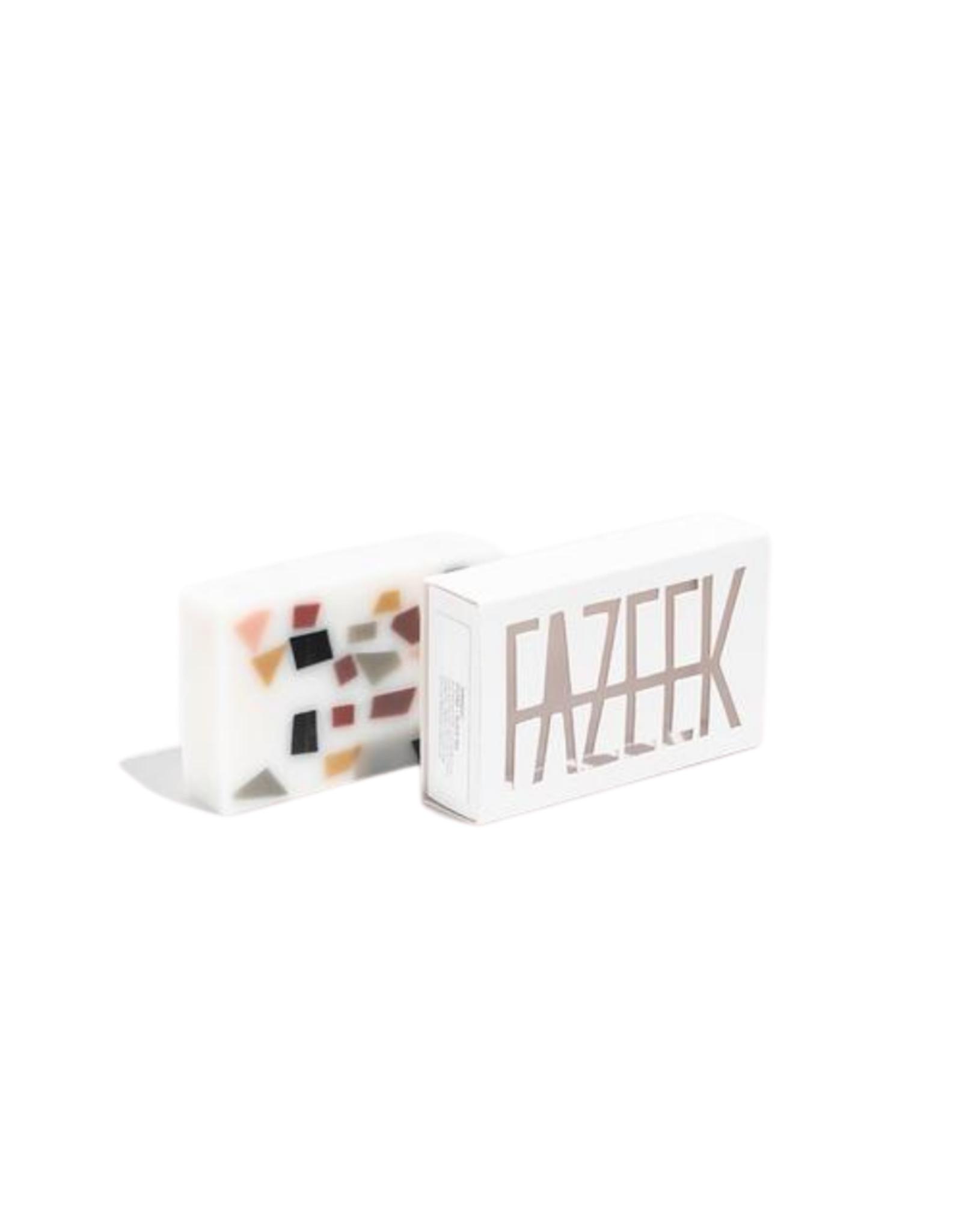Fazeek Terrazzo Soap - Lychee+Black Tea