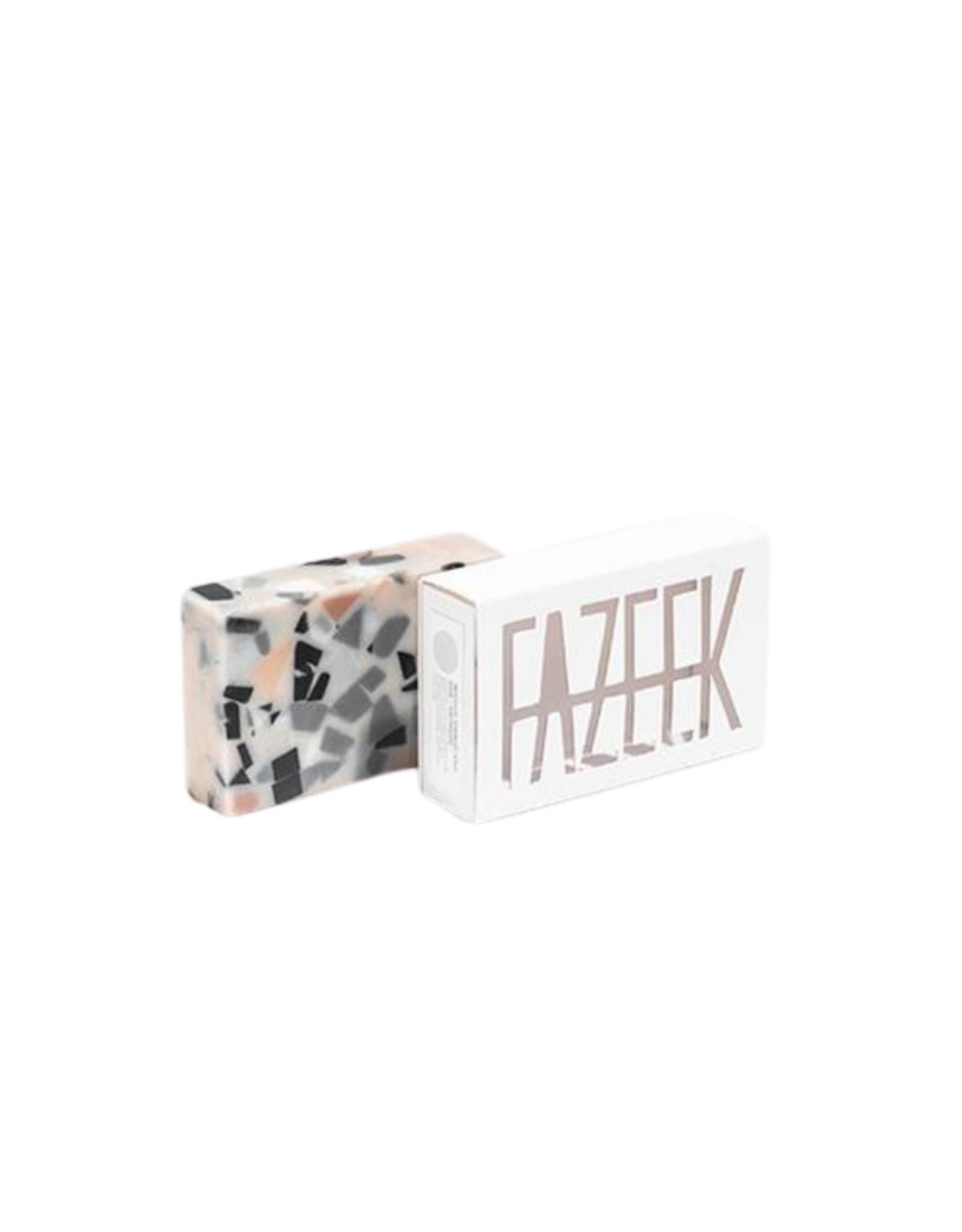 Fazeek Absolute Terrazzo Soap - Sage+Driftwood