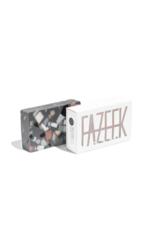 Fazeek Absolute Terrazzo Soap - Cedar+Saffron
