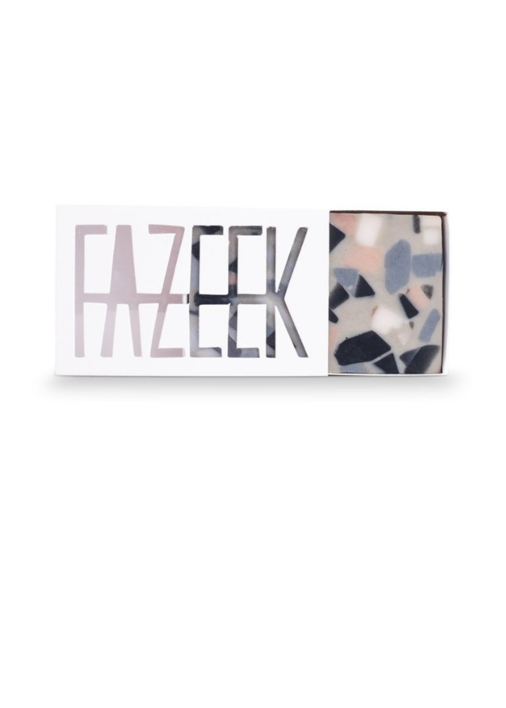 Fazeek Absolute Terrazzo Soap - Green Tea