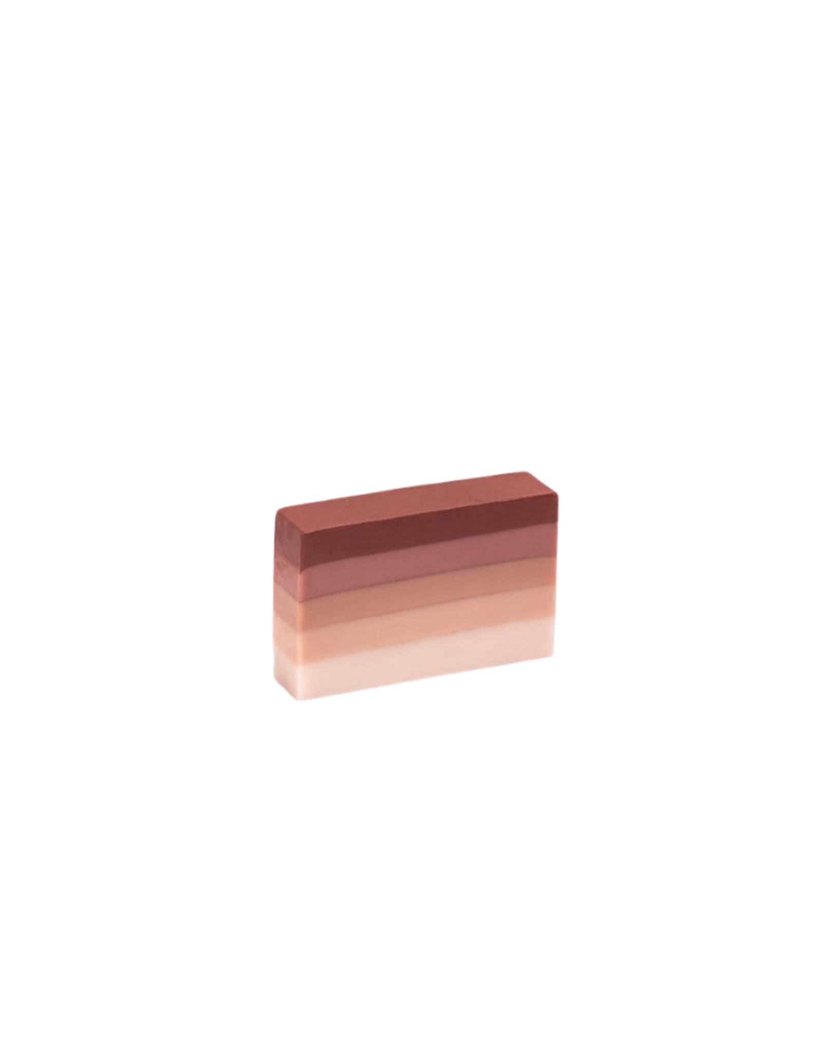 Fazeek Gradient Soap - Pomegranate+Sage