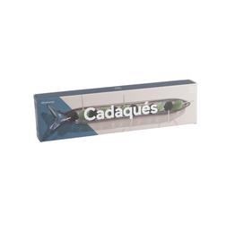 DOIY DOIY Cadaques Slate Serving Plate Small