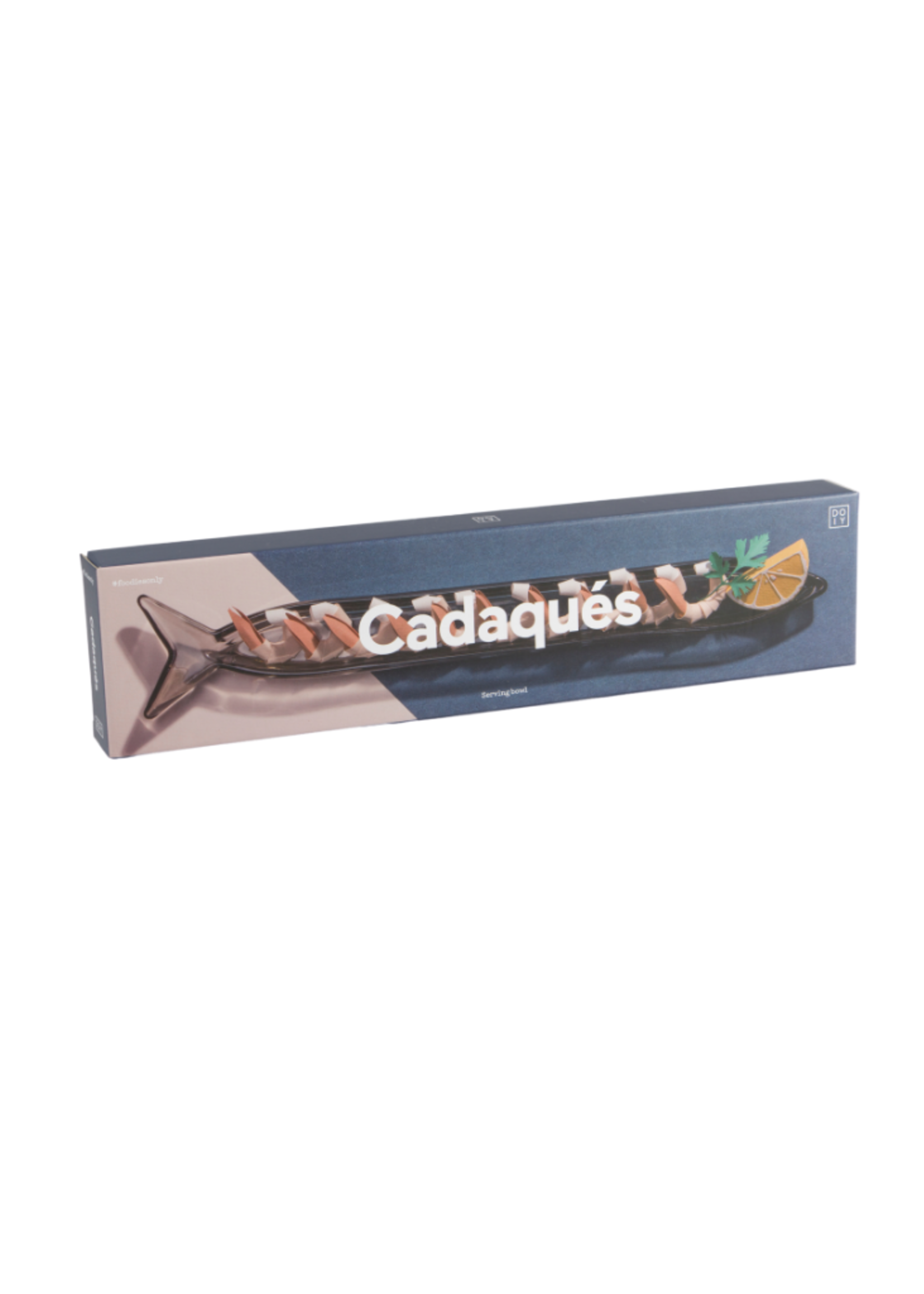 DOIY Cadaques Slate Serving Plate Large