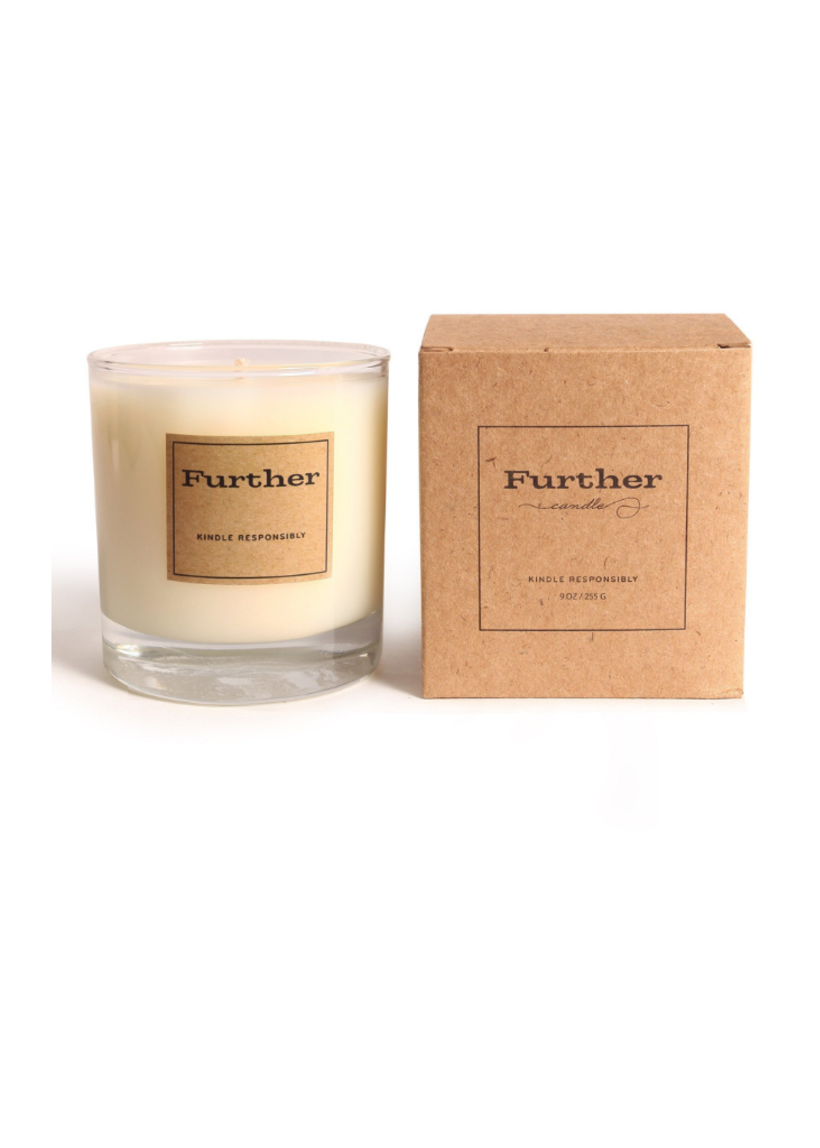 Further Further - Soy Candle