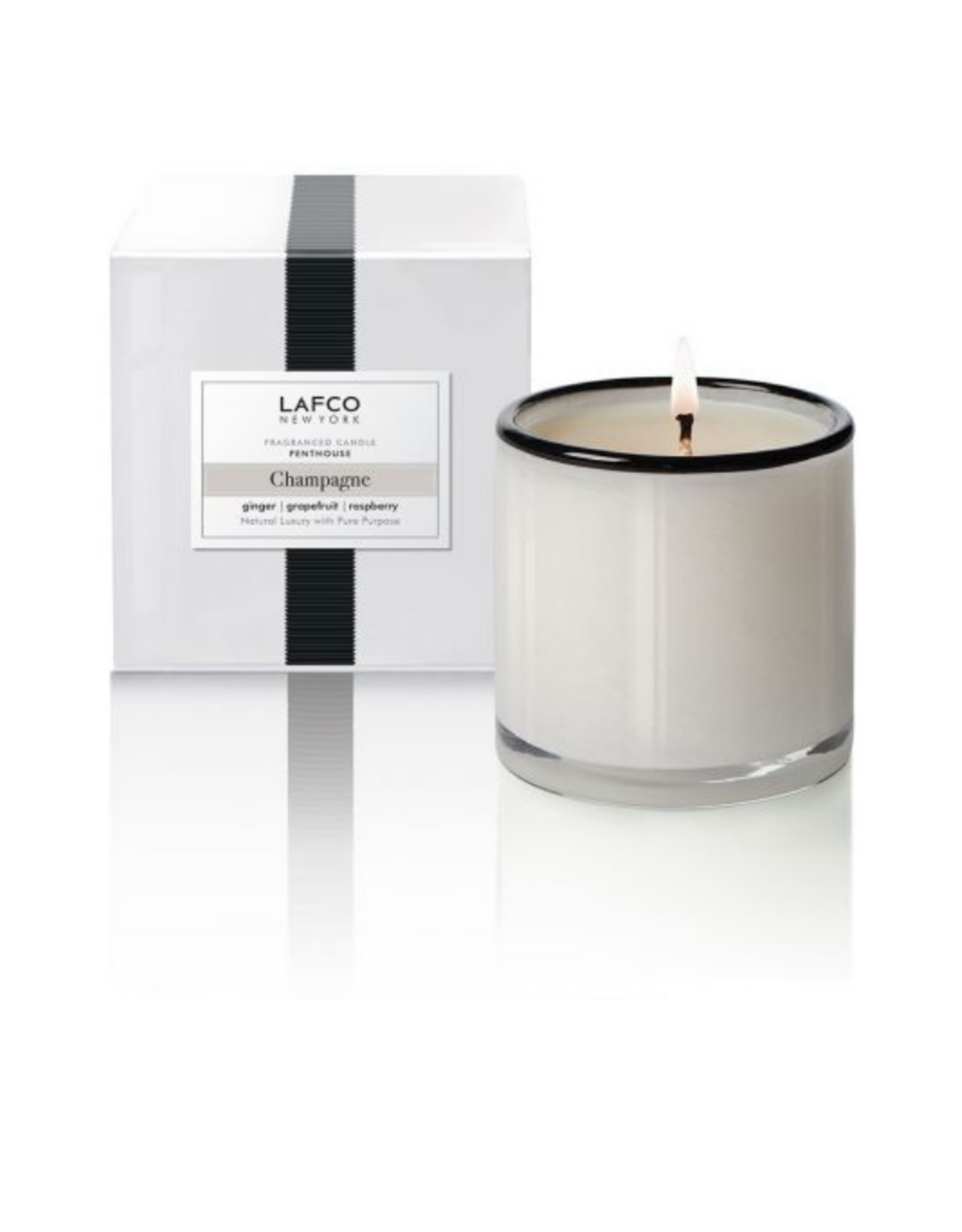 Lafco Lafco Penthouse Champagne Candle