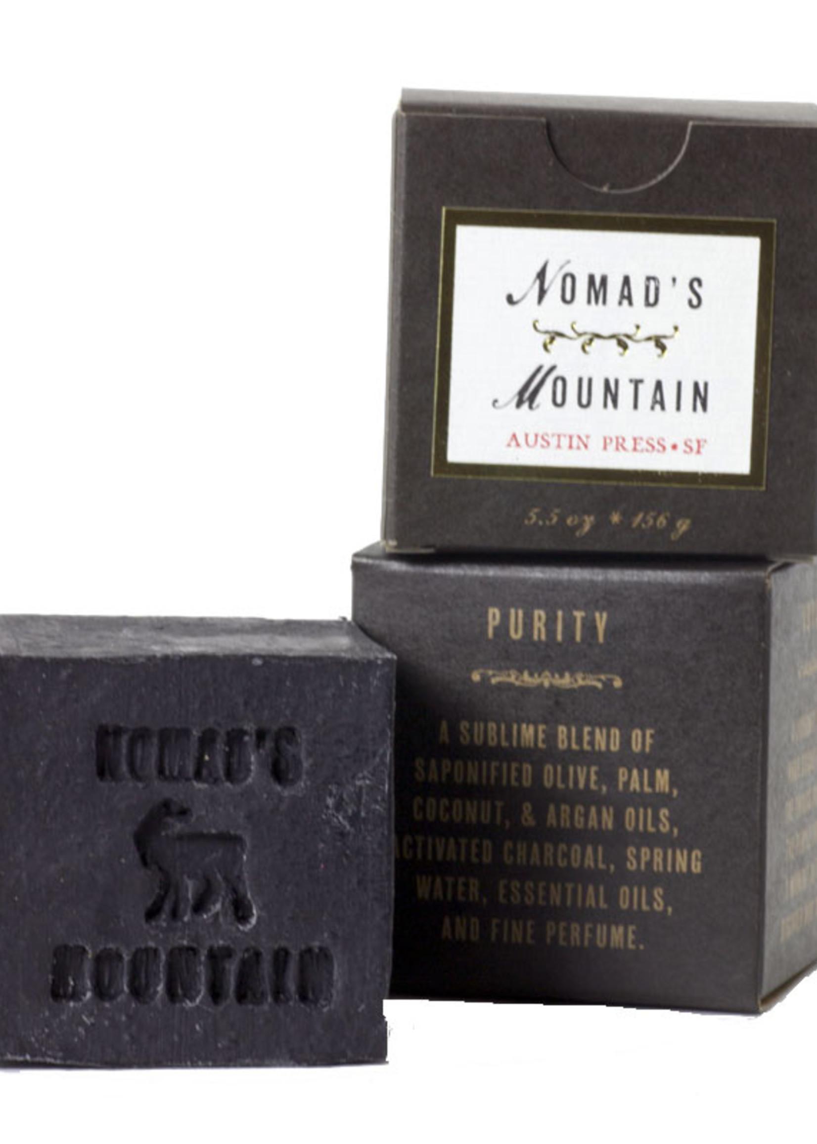 Austin Press Nomad's Mountain Soap