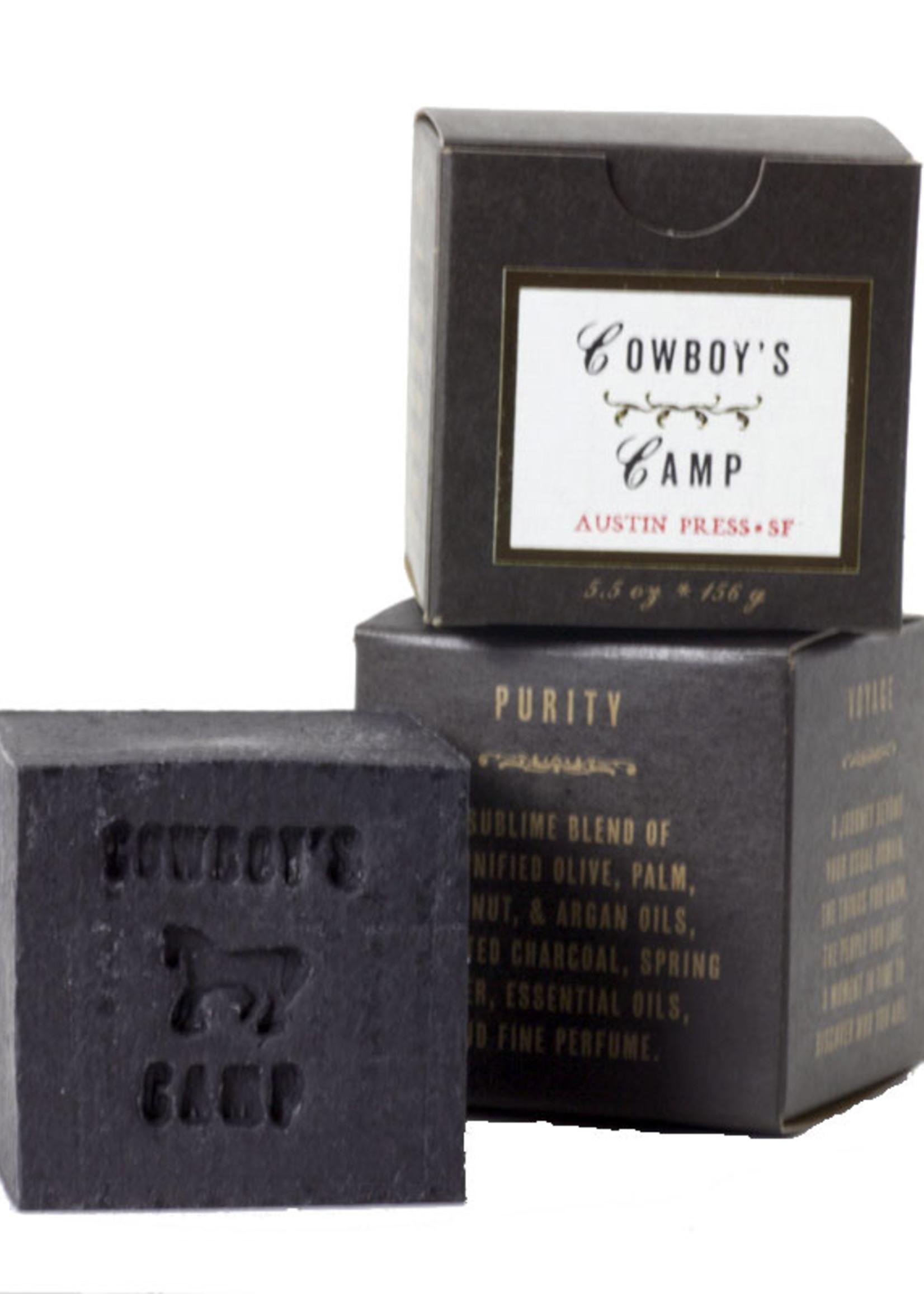 Austin Press Cowboy's Camp Soap