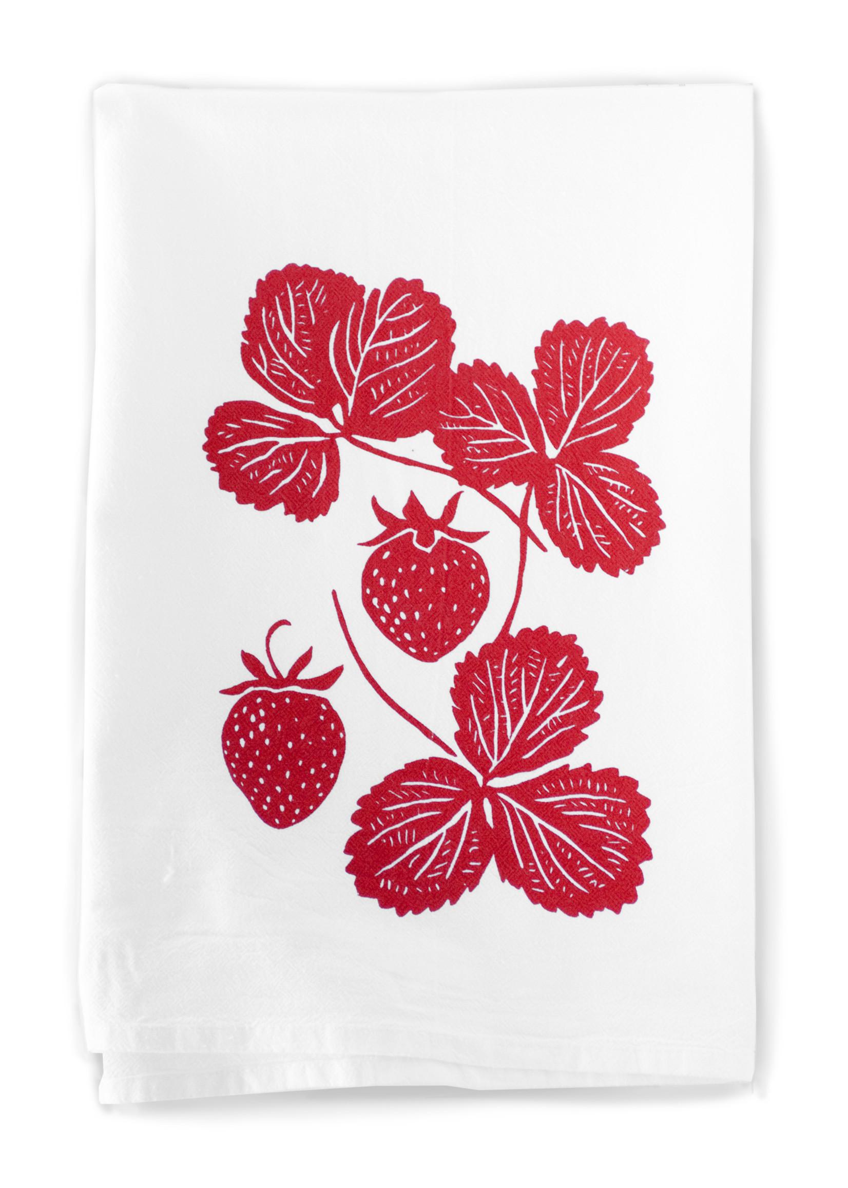 Rigel Stuhmiller Kitchen Towel - Strawberry