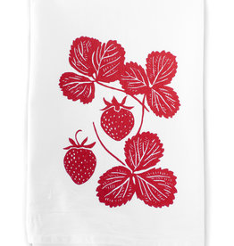 Rigel Stuhmiller Rigel Stuhmiller - Kitchen Towel - Strawberry