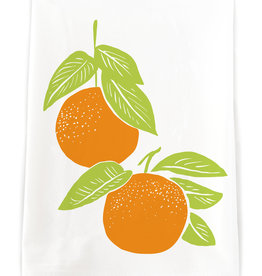 Rigel Stuhmiller Rigel Stuhmiller - Kitchen Towel - Oranges