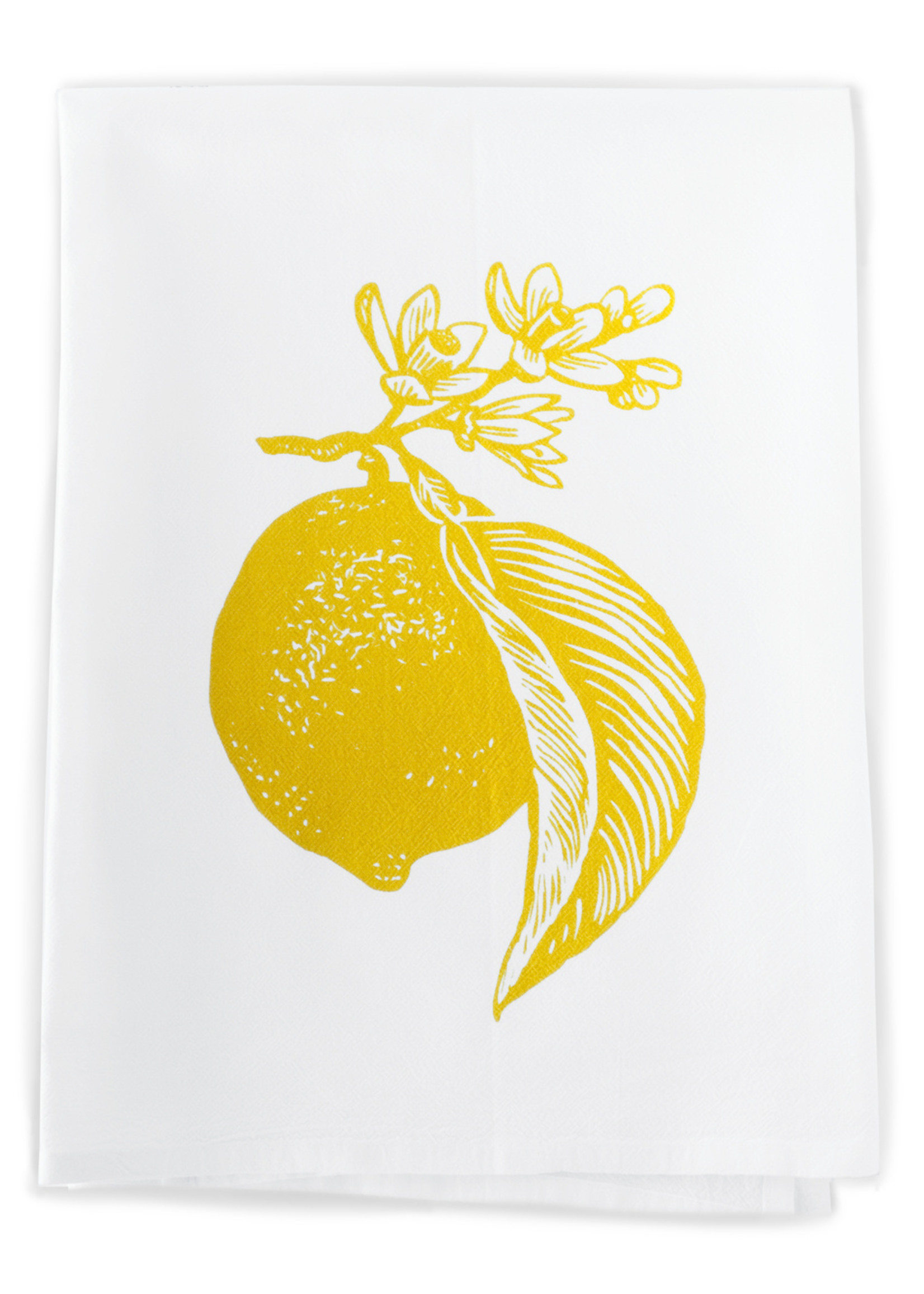 Rigel Stuhmiller Kitchen Towel - Lemon