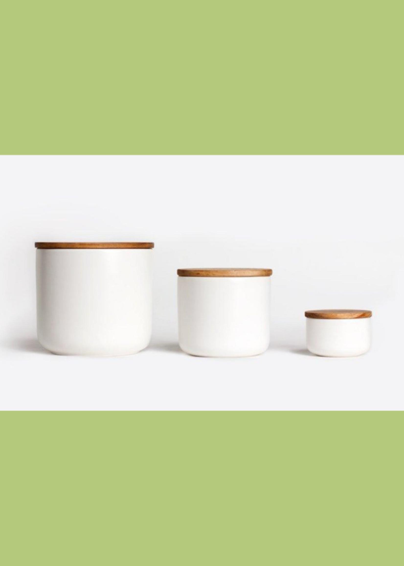 Be Home Stoneware Container - Medium