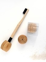 Nash Jones Nash Jones - Bamboo Toothbrush Stand