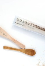 Nash Jones Nash Jones Mask Brush & Bamboo Spoon