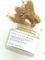 Nash Jones Nash Jones Clay Mask: Lava Clay