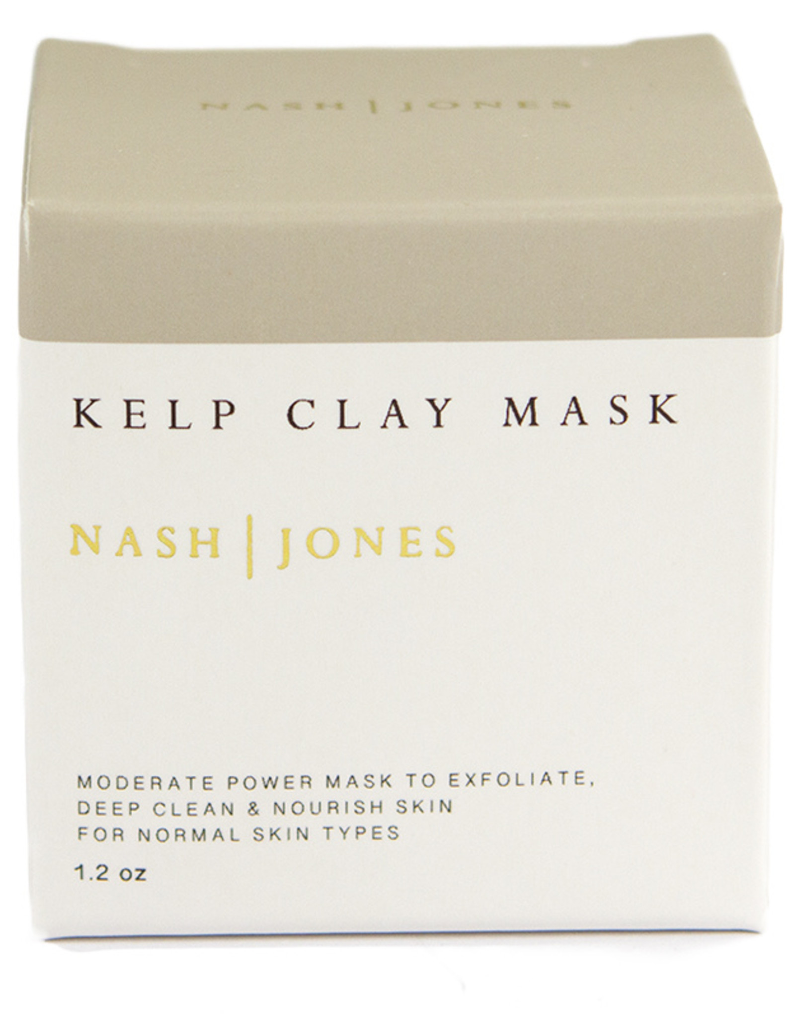 Nash Jones Nash Jones Clay Mask: Kelp Clay