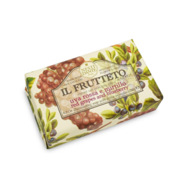 nesti dante Nesti Dante Italian Red Grapes and Blueberry Soap